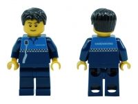 LEGO MiniFig Public Safety Officer (NL)